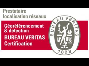 Certification en localisation des réseaux, option géoréférencement et détection